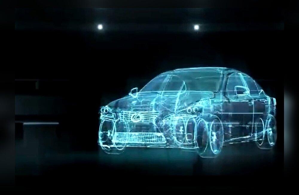 BMW X1 saab Lexuselt konkurendi