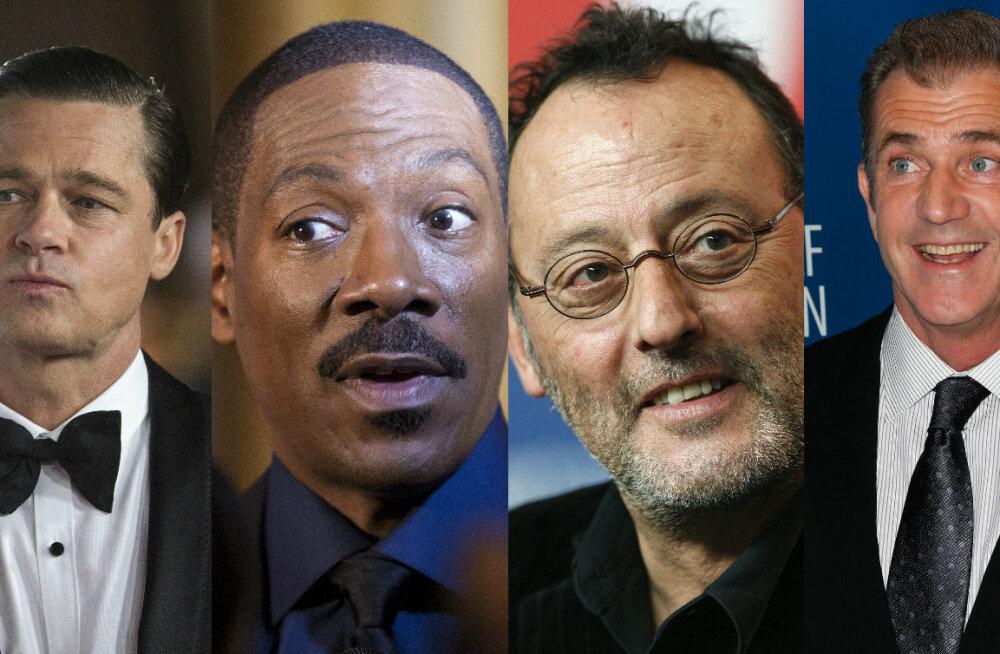 ПОДБОРКА: Самые многодетные отцы Голливуда