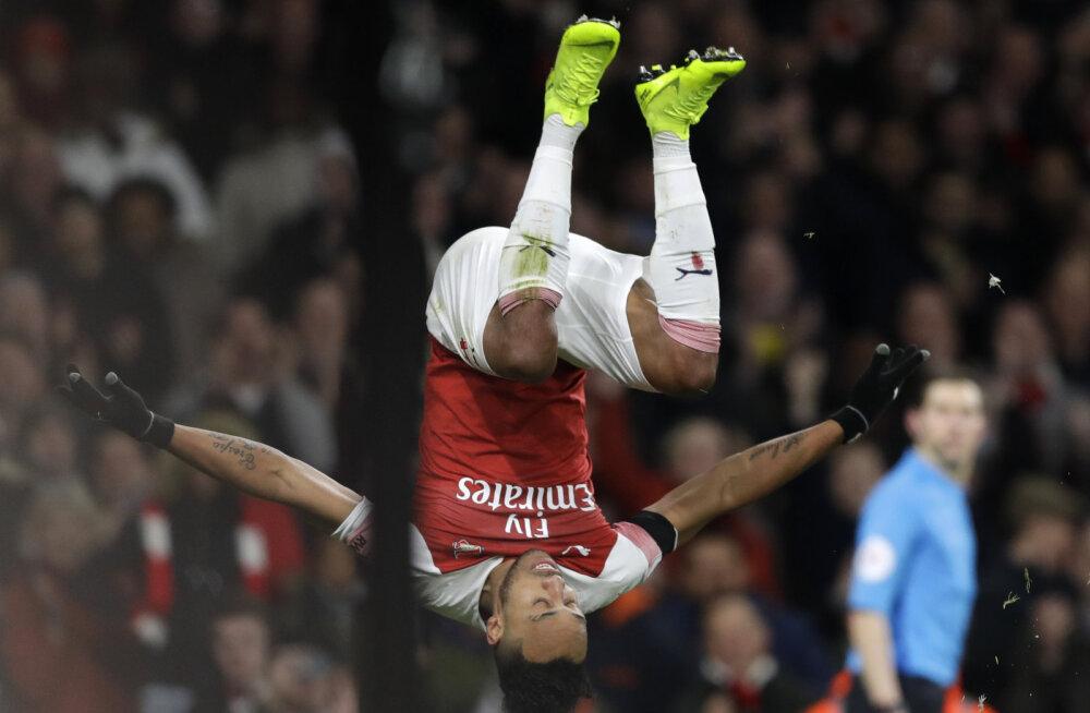 VIDEO | Arsenalil ei tekkinud Fulhamiga probleeme, uus aasta algas võidukalt
