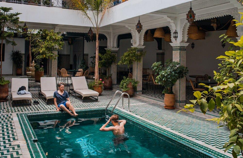 Soodsalt idamaiselt põnevasse Marrakechi! Lennud alates 117 eurot, koos majutusega nelja tärni hotellis kokku 232 eurot
