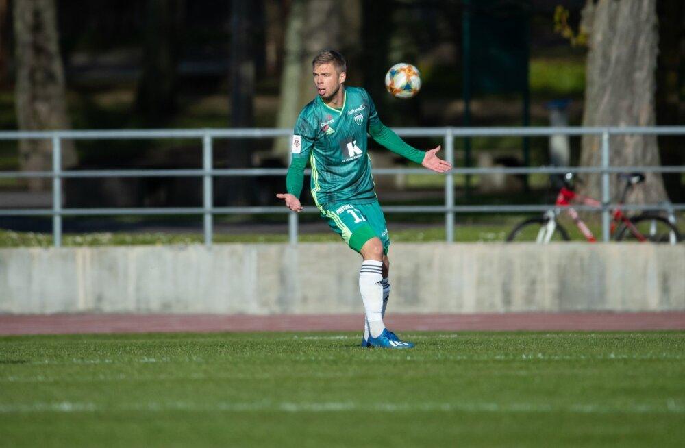 Jalgpall Tallinna JK Legion vs FCI Levadia