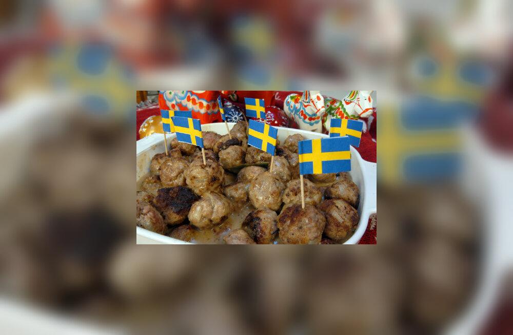 Rootsi lihapallid on nüüd tervislikud