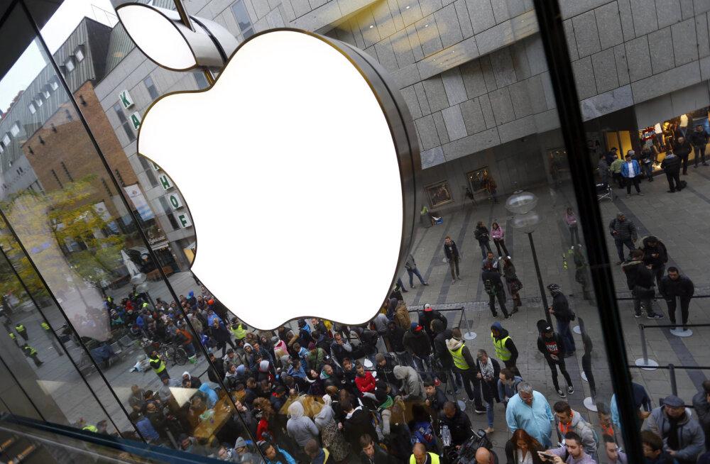 Nagu naksti: USA telesaates häkiti poliitiku iPhone`i muretult sisse