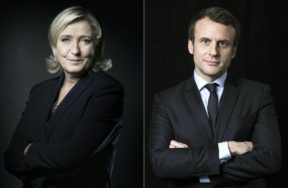 Macron Le Penile: natsionalism on sõda, minu kodupaik on surnuaedu täis