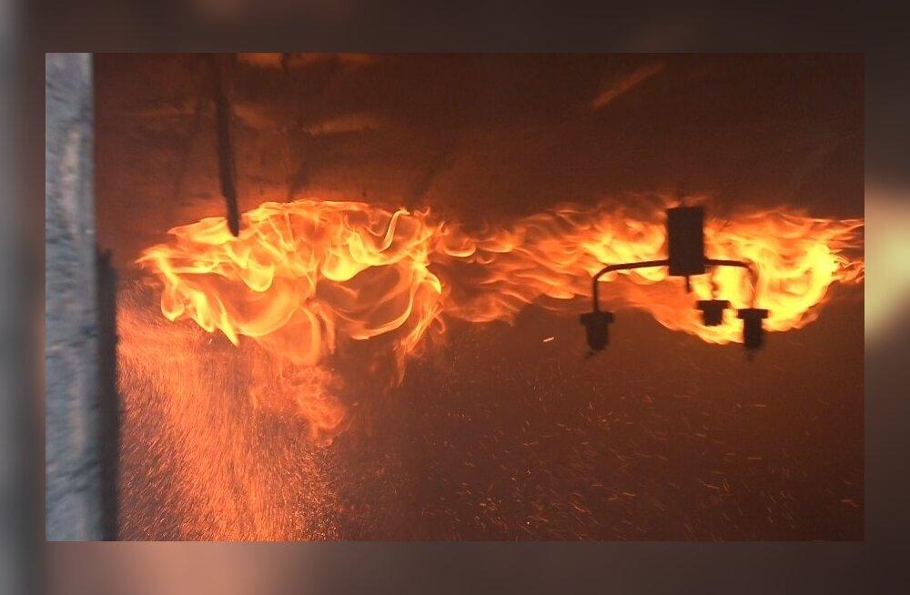 Roodevälja küla elumaja põlengus kannatanud vajavad riideid