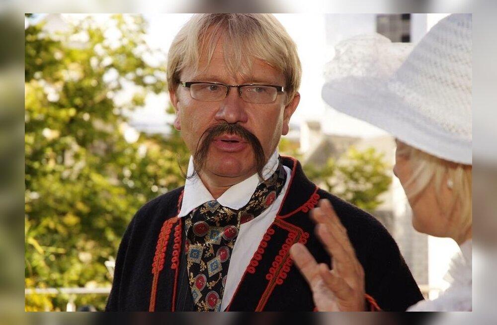 Ivar Vigla, Reporteri 5. sünnipäev