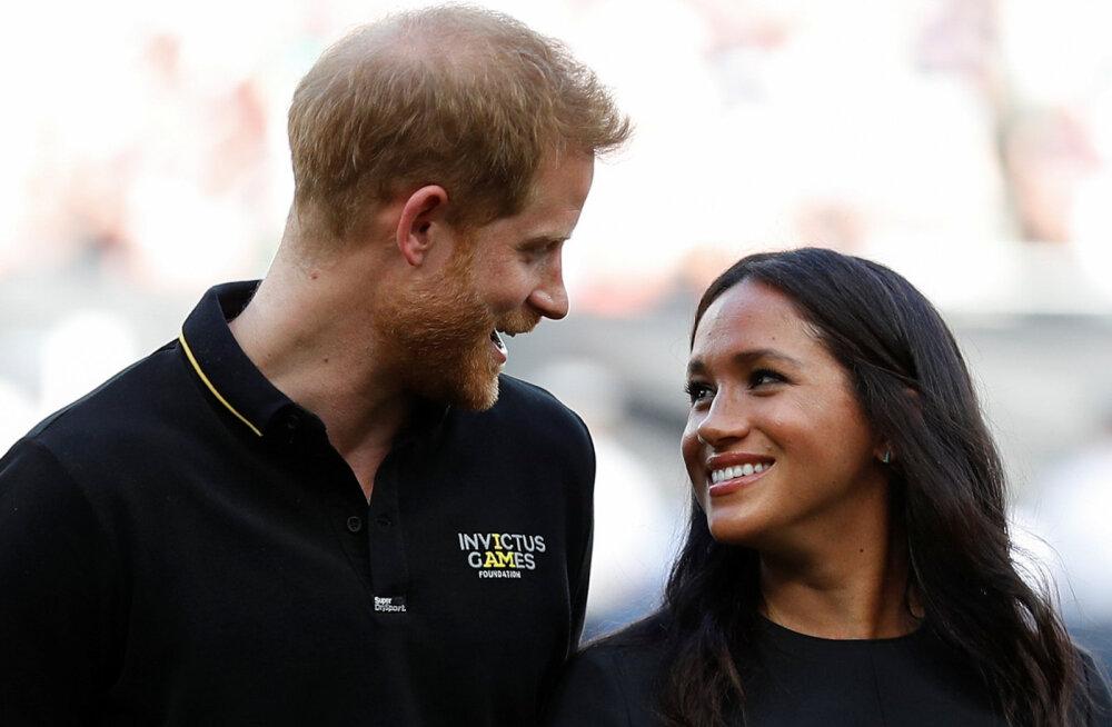 Milline üllatus! Meghan Markle ja prints Harry elavad kuninglike standardite järgi isegi veel tagasihoidlikult