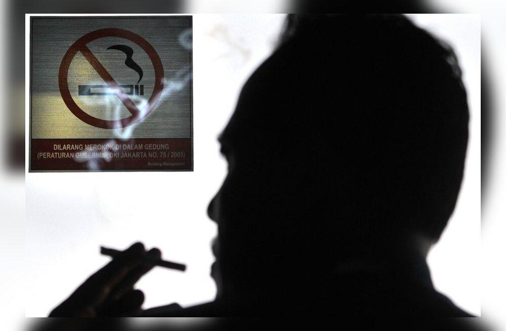 Liisa Pakosta jutt on õige - tubakas apteekidesse!
