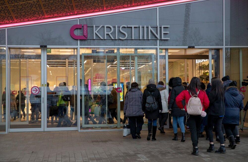 Kriisist hoolimata on Kristiine keskuses tänavu käinud mullusest rohkem inimesi. Oma panuse on selleks andnud keskuse renoveerimine.