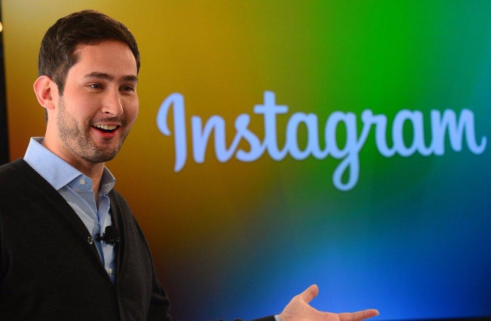 Instagrami loojad taanduvad ettevõtte tööst