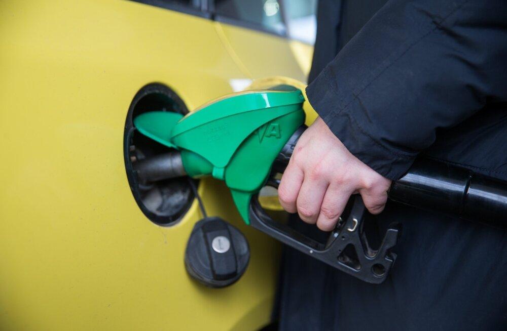Harvad pole juhused, kui eriotstarbelist madalama hinnaga diislikütust tangitakse ka sõiduauto paaki