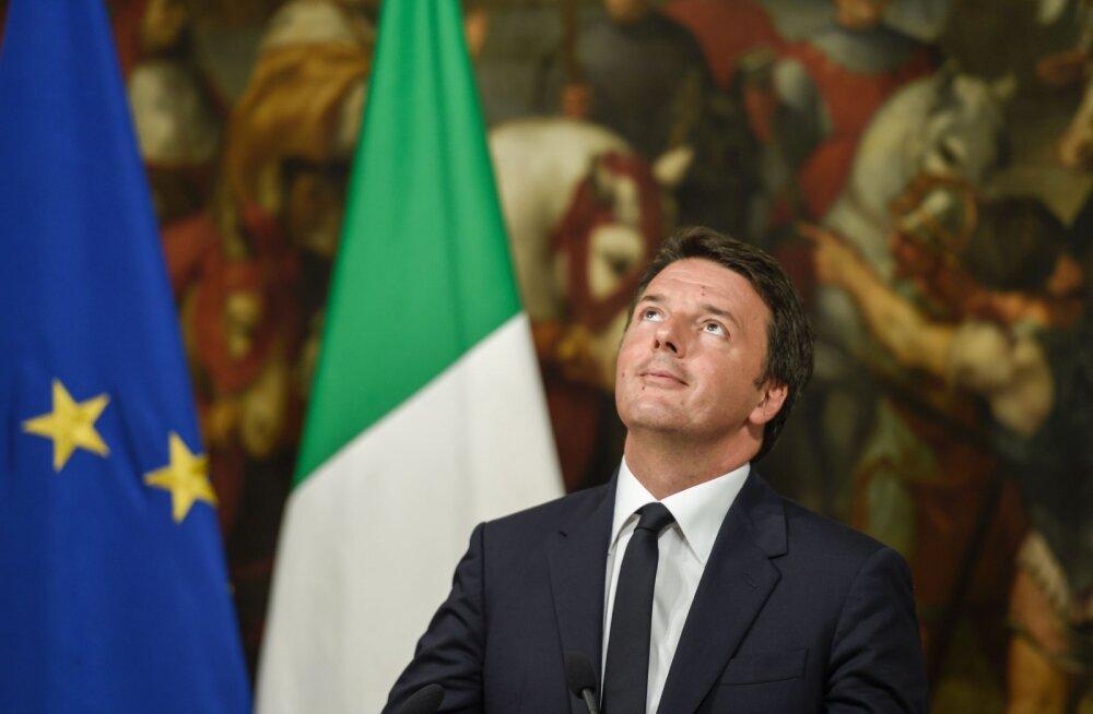 Uus oht. Kas Itaalia referendum on järgmine lüli Brexiti ja Trumpi valimisvõidu jadas?