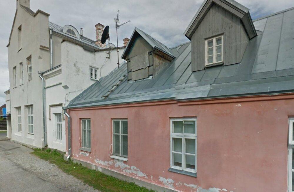 Kuressaare viimase väikepoe ruumidesse ehitatakse korterid