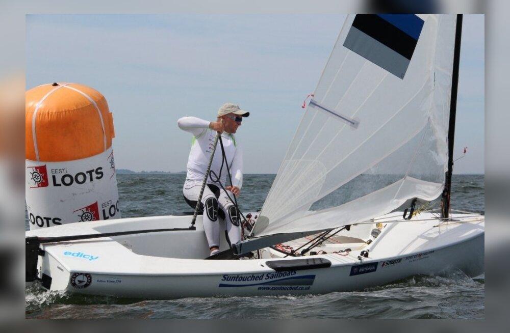 Lauri Väinsalu, purjetamine