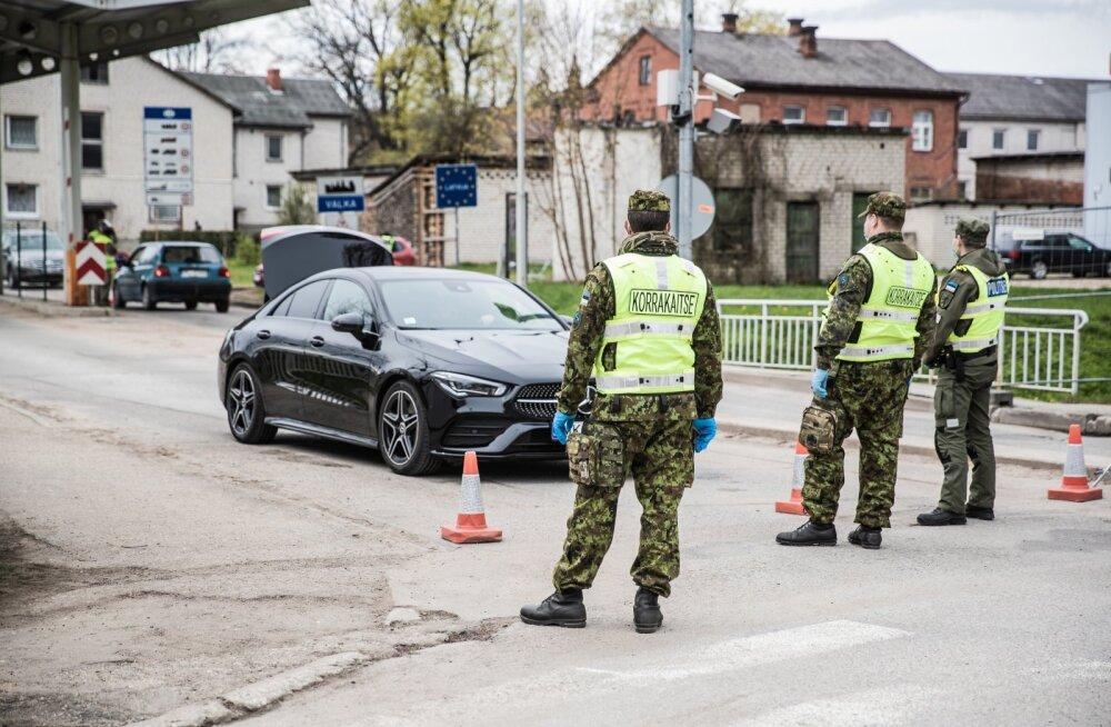 Повезло! Латвия не вводит карантин при въезде из Эстонии, так как уровень заболеваемости Covid-19 понизился
