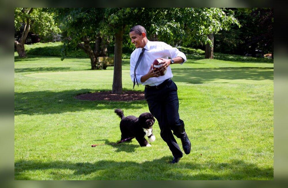 DELFI DALLASES: Margus Hundi ülikooli väisavad täna Obama ja kõik USA ekspresidendid