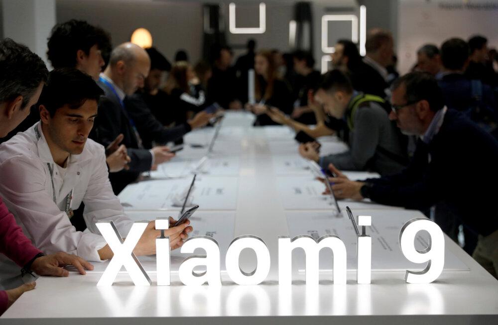 Hiina telefonitootja jõuline plaan Euroopas: aasta lõpuks kolm korda rohkem esindusi