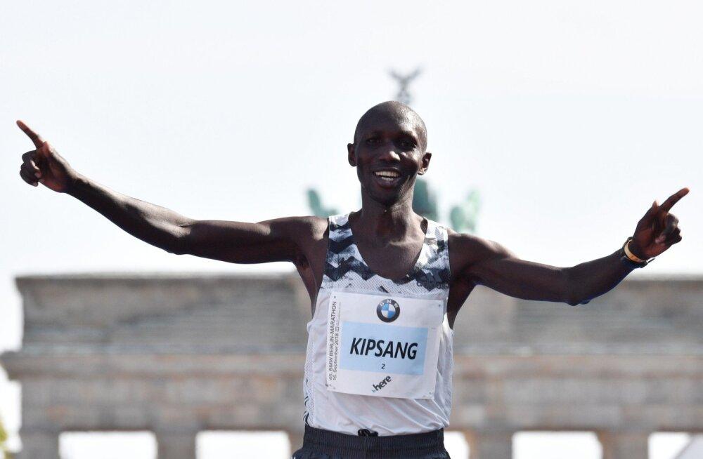 Endine maratoni maailmarekordimees sai nelja-aastase võistluskeelu