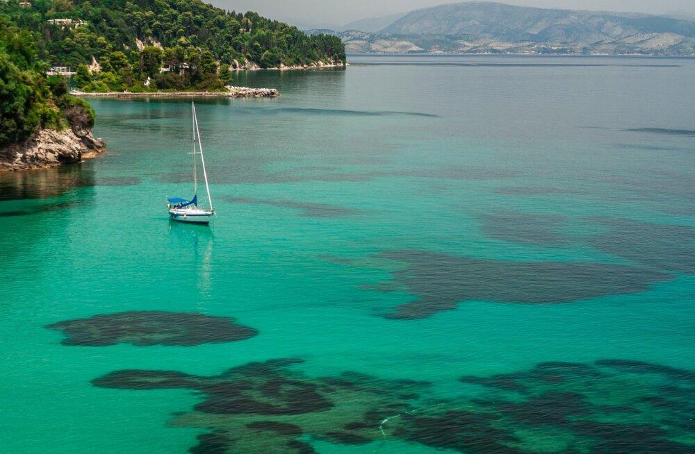 Puhka imeodavalt imelisel Korfu saarel: edasi-tagasi lennupiletid Tallinnast alates 160 eurot, lennupiletid + majutus (6 ööd) kokku vaid 204 eurot!