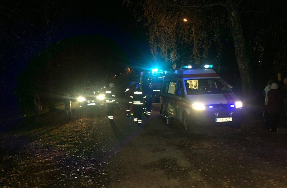 Õnnetus Röa külas