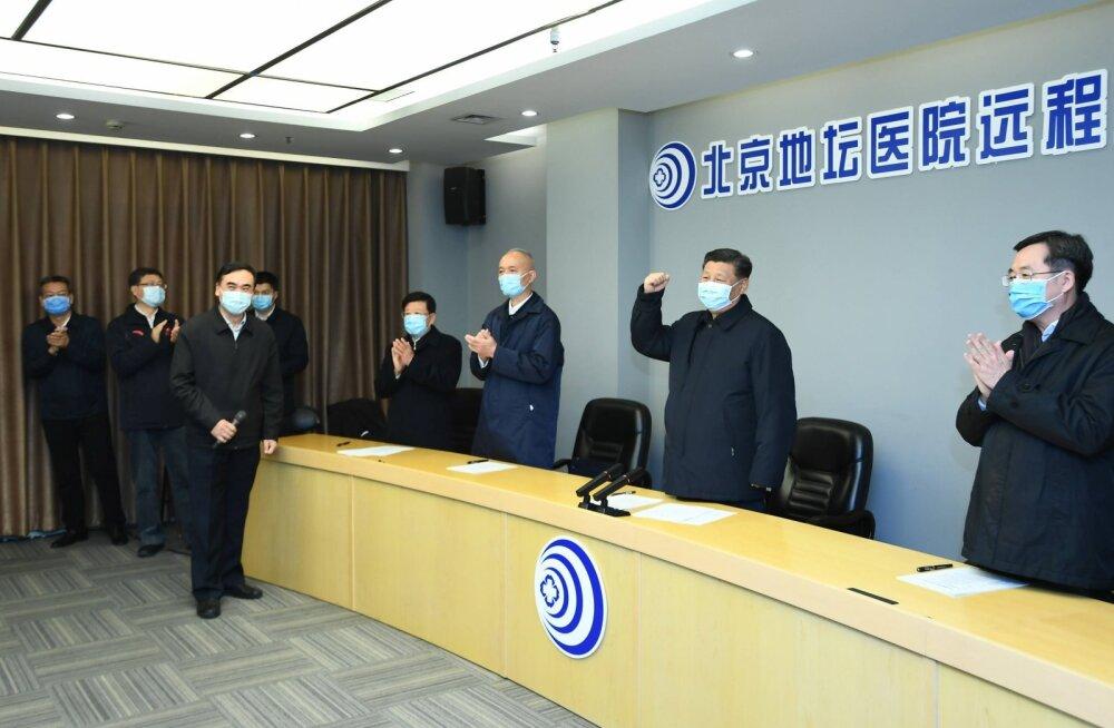 В Китае из-за коронавируса начали увольнять высокопоставленных чиновников