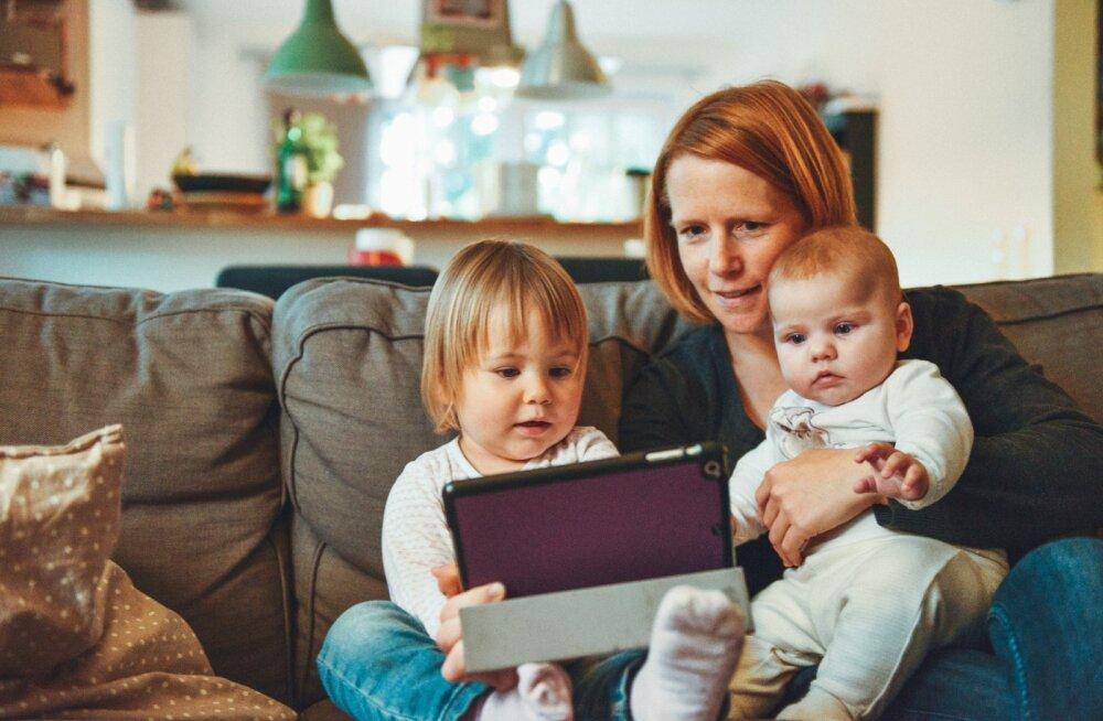 Elini beebiblogi | Kui sul on korraga kaks väikest last, siis juhtubki selliseid asju!