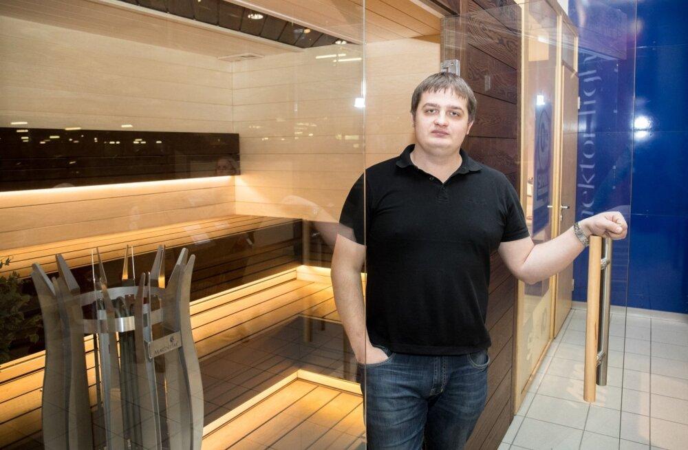 Meelis Gross rõhutab, et sauna ehitades peab kõik olema sertifitseeritud ja testitud.