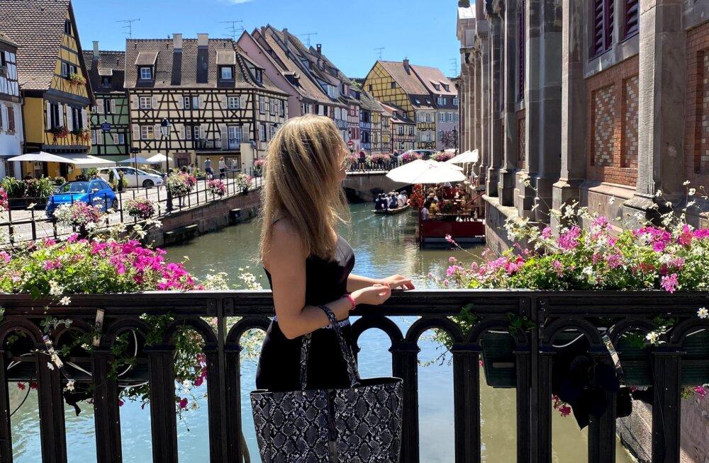 Эстонская студентка в Страсбурге: живу во Франции, а на занятия спортом и в магазин хожу в Германию
