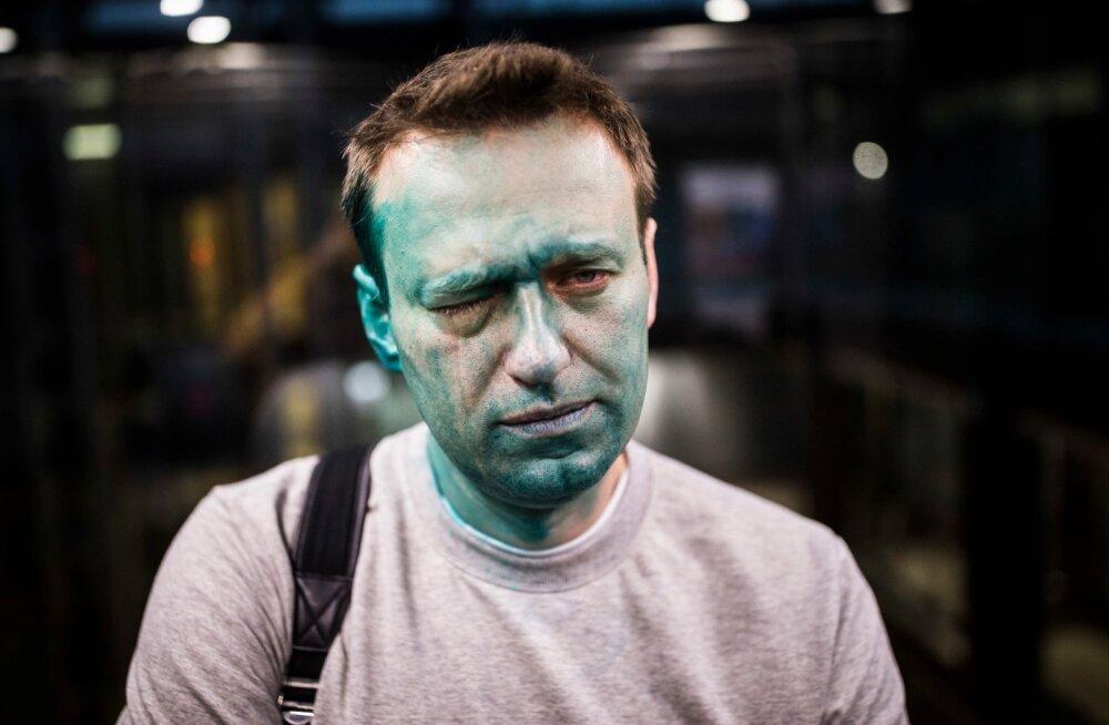 Navalnõi toetajad on välja selgitanud kaks tema arvatavat ründajat