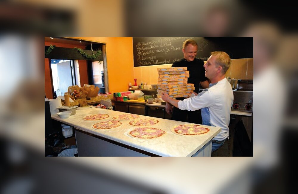 Rae valla pagarid valmistavad kodust maheleiba, autentseid Itaalia pitsasid ja külmutatud saiakesi