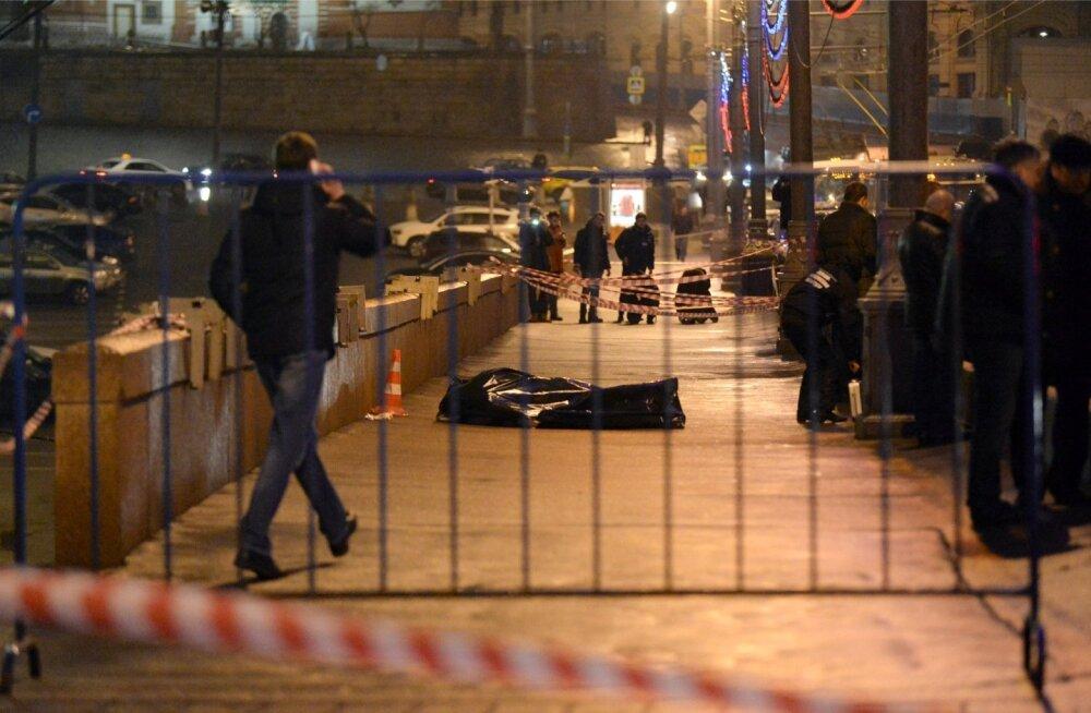 Kommersant: Nemtsovi mõrvas süüdistatava Dadajevi väljanägemine ja tunnistaja kirjeldus ei lange kokku