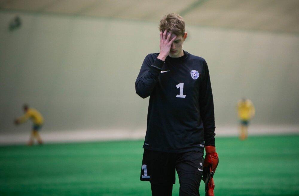U19 koondis alustas Balti turniiri suure kaotusega Lätile