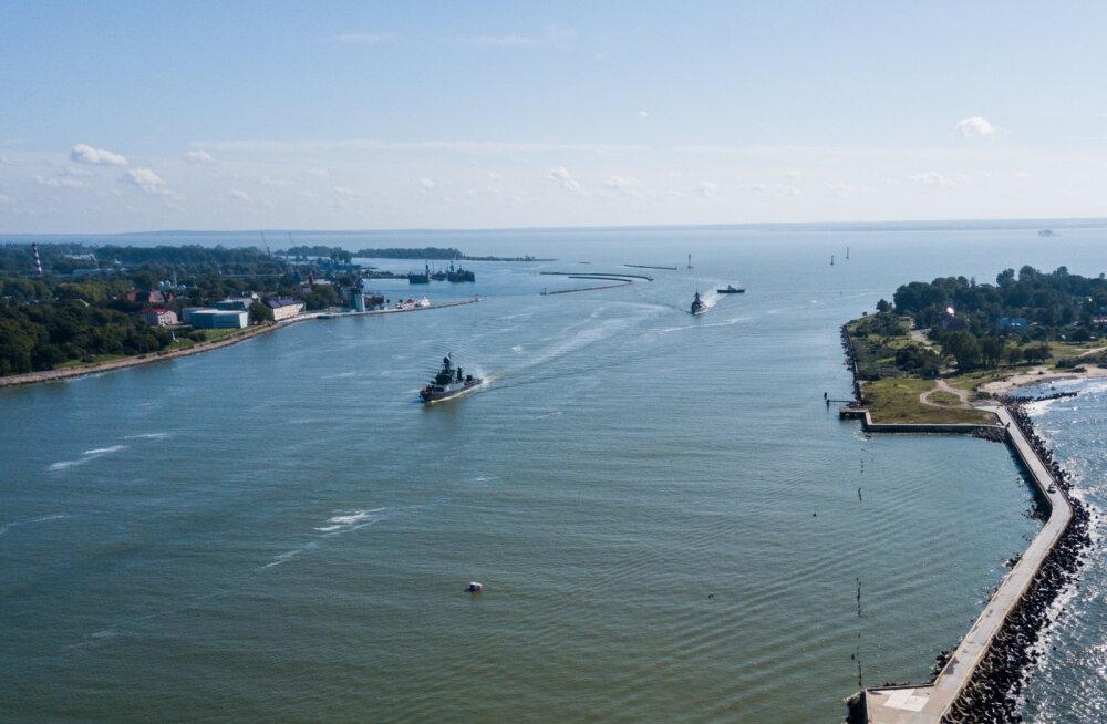 Kinnipeetud kalalaeva omanik: laev kaldus navigatsioonivea tõttu kursilt kõrvale
