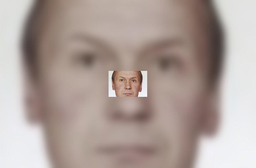 FOTO | Politsei otsib Jõgevamaal kadunud 57-aastast Andrest