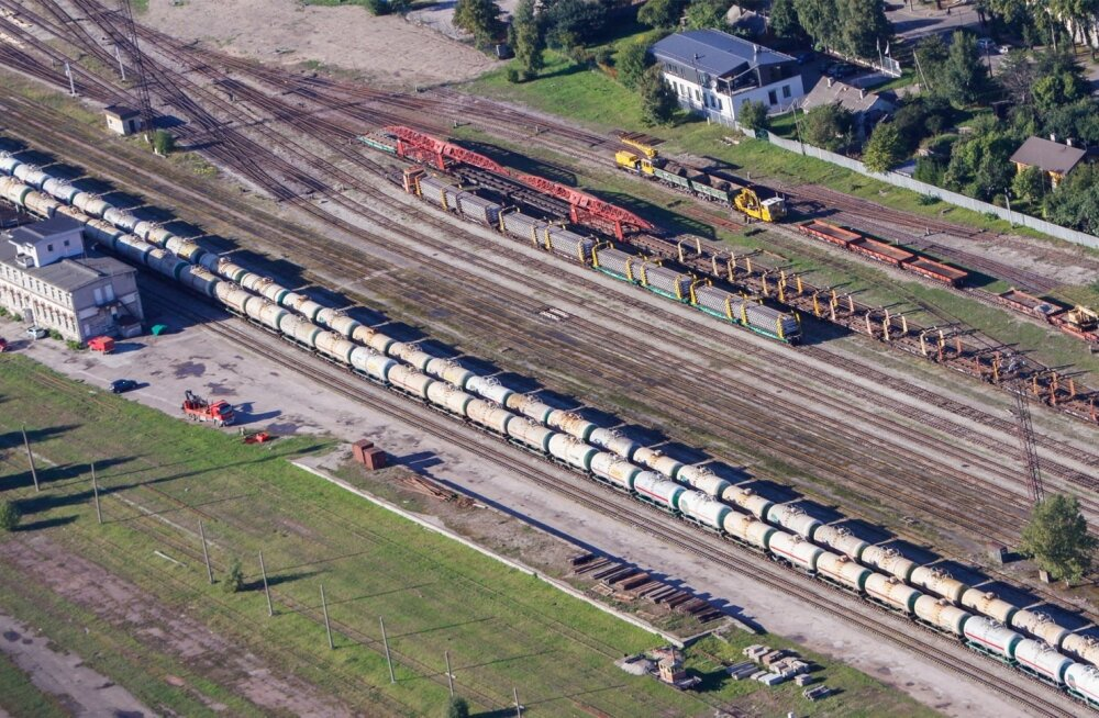 Rail Balticul ja raudteevedudel on suur eelis ennekõike Euroopa suunas.