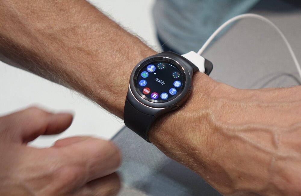 Samsung Gear S2 nutikell