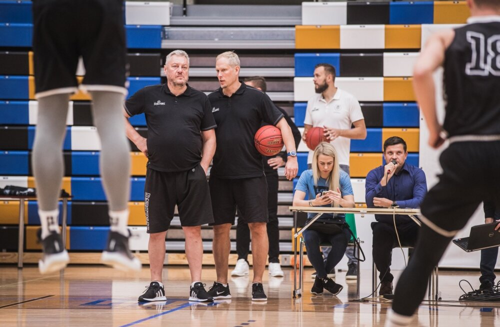 Tartu Ülikooli korvpallimeeskonna ja spordiklubi brändi esitlus