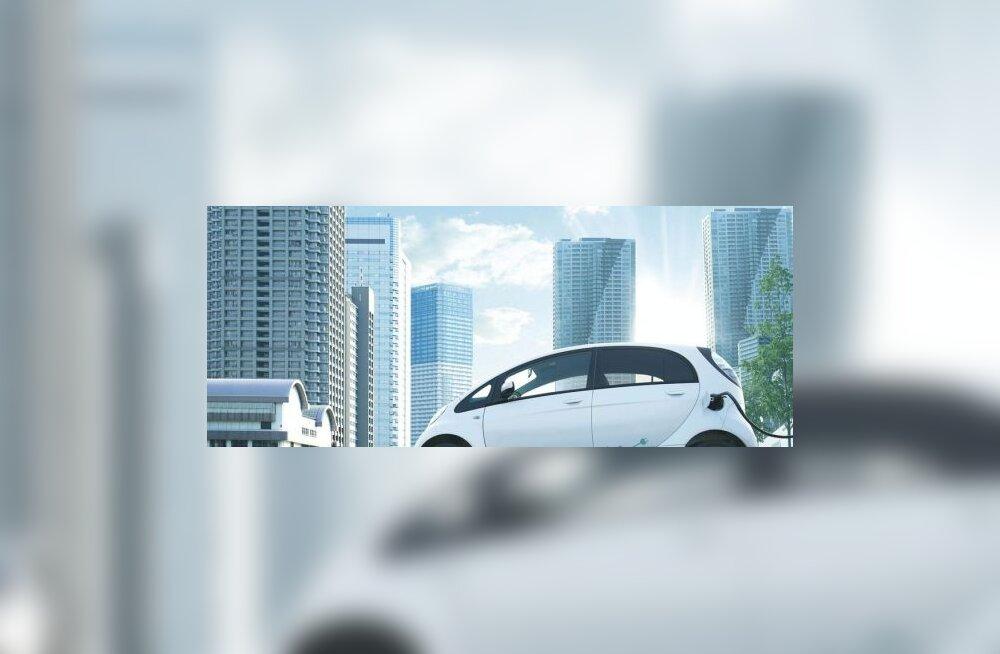 Mitsubishi i MiEV tahab juba otsapidi tulevikus olla
