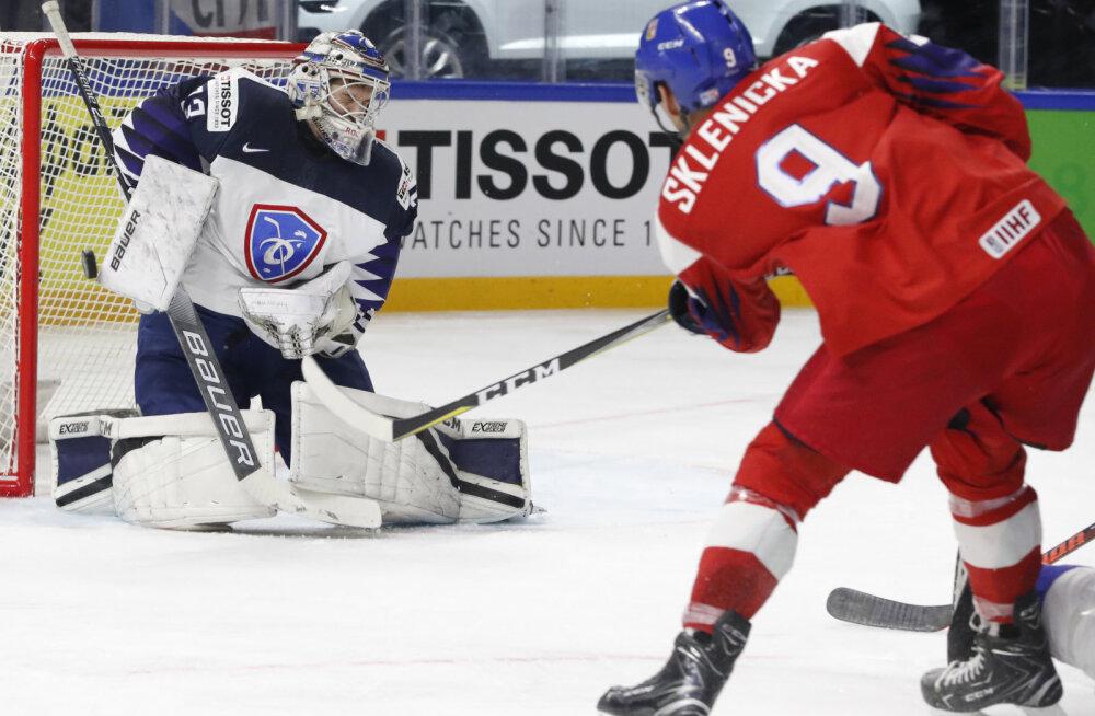 KHL TALLINNAS | Helsingi Jokerit täiendas ridu MM-idel mänginud noore Tšehhi kaitsjaga