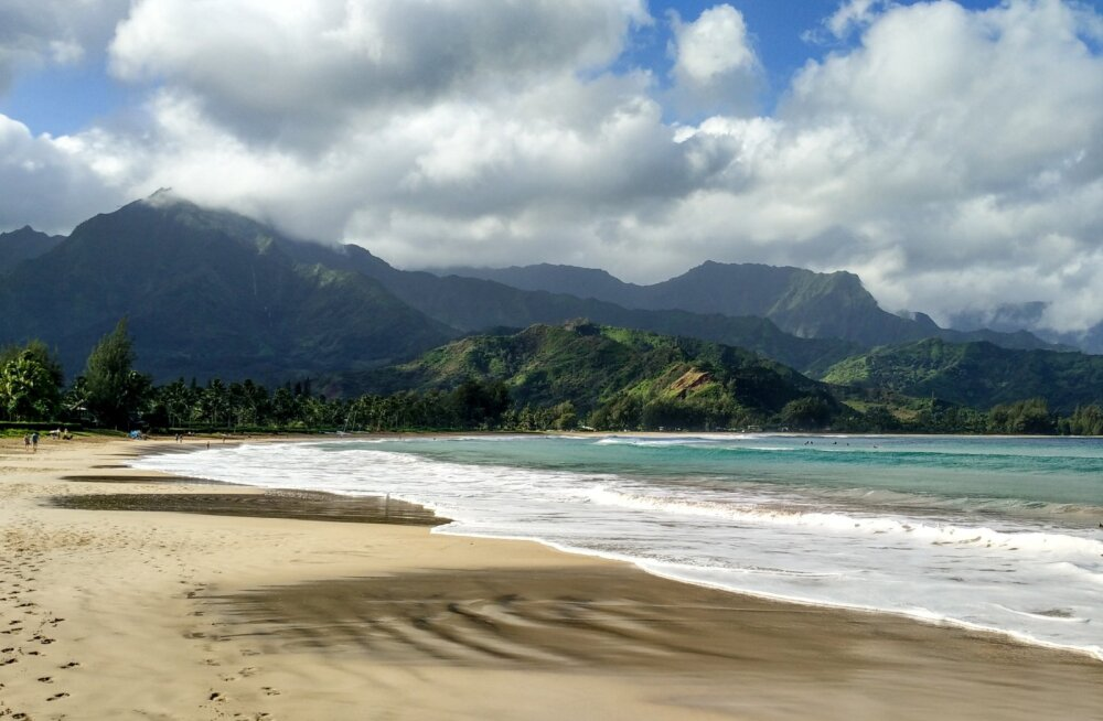 На Гавайях туриста арестовали за фото с пляжа