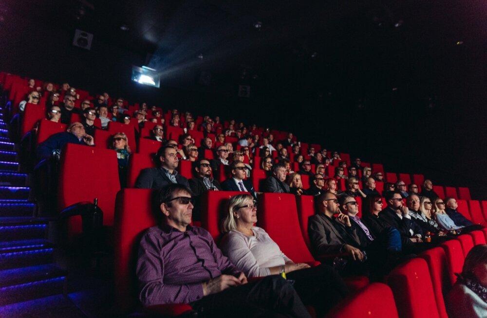 Eesti maailmatasemel kinod meelitavad publikut kinno rohkem kui Lätis ja Leedus
