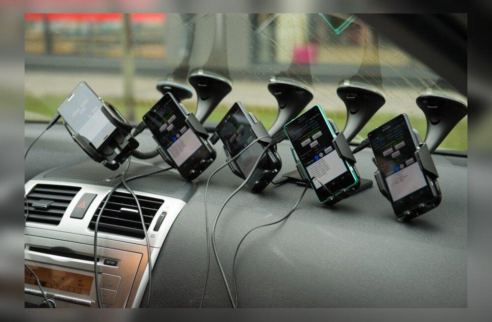 Mobiililevi test