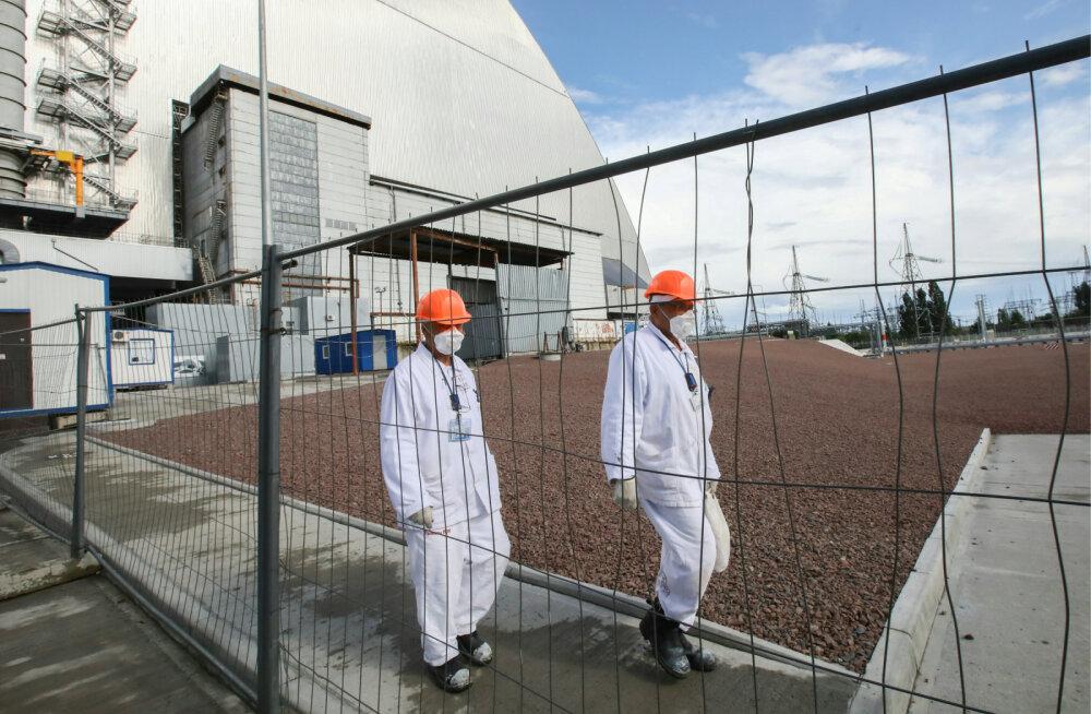 В Чернобыле для туристов открыли четвертый энергоблок ЧАЭС
