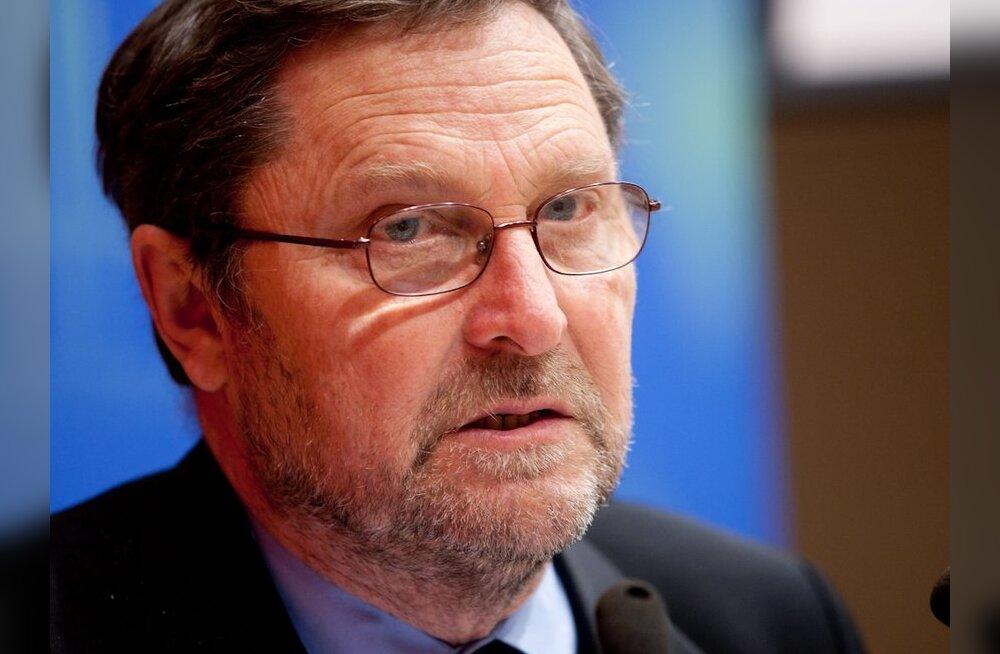 Kreitzberg nõustus kandideerima Tallinna ülikooli rektoriks