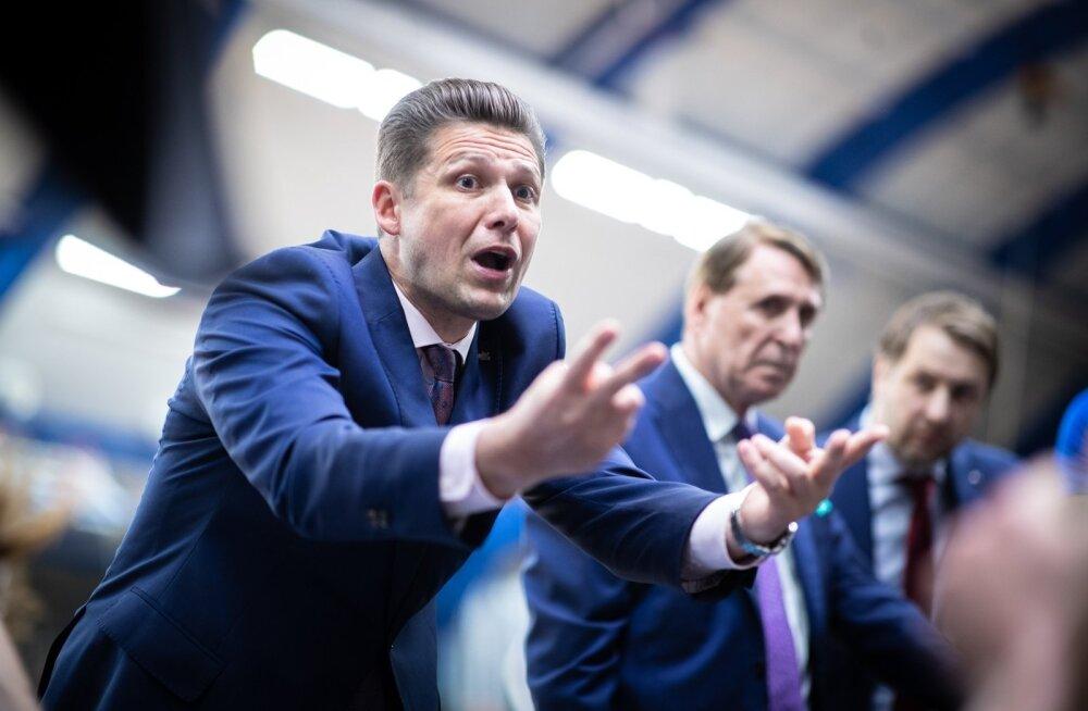 VTB ühisliiga: Kalev/Cramo - Minski Tsmoki