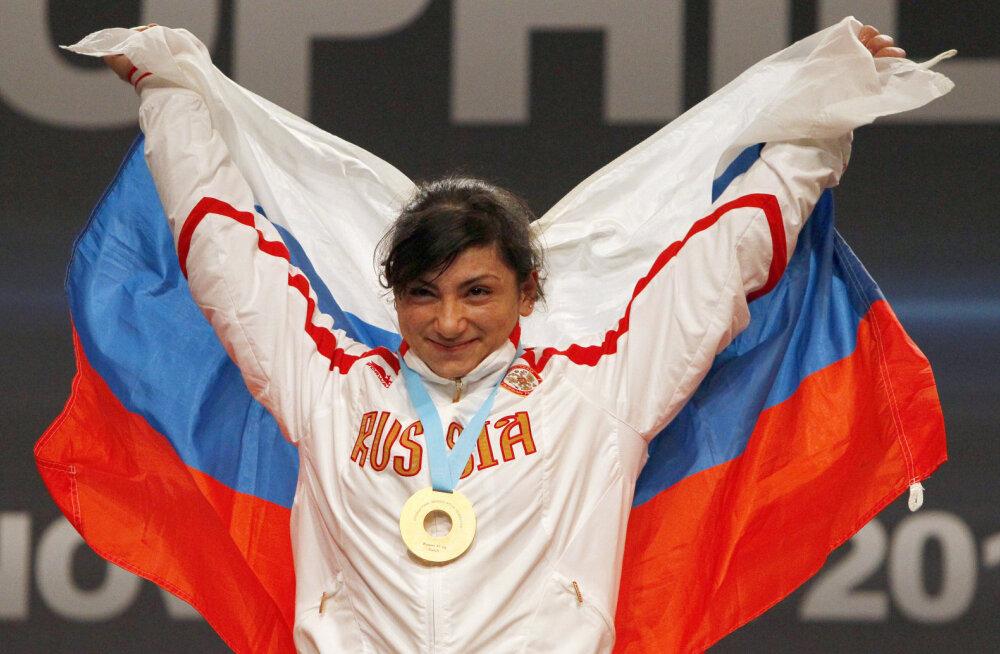 Svetlana Tsarukajeva