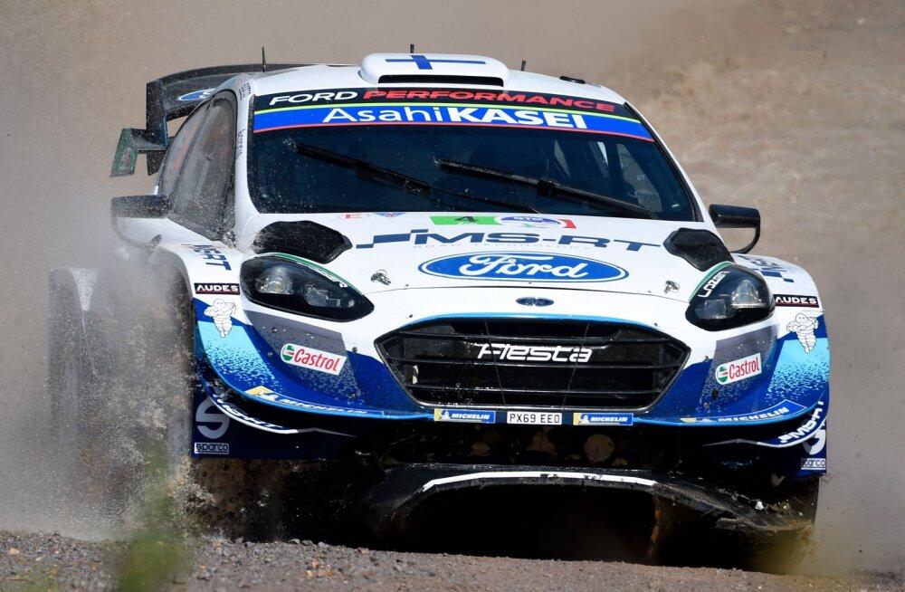 Kaks WRC sarja tippsõitjat kinnitasid oma osalemist Lõuna-Eesti rallil