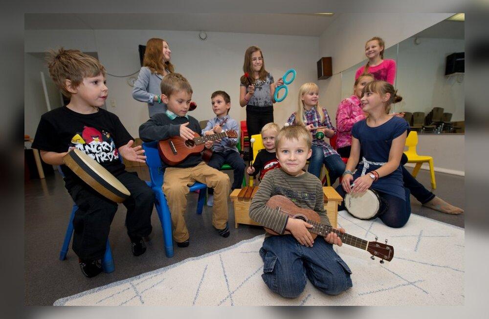 Eesti lasteaiad saavad sugude võrdõiguslikkust õpetava raamatu