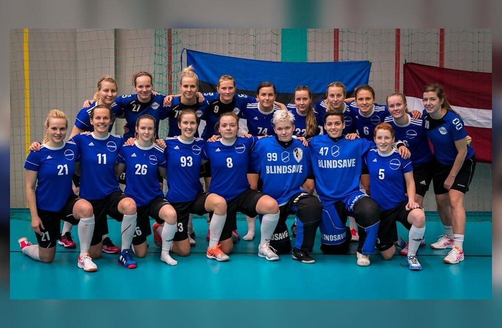 Eesti saalihokinaiskond alustab MM-finaalturniiri