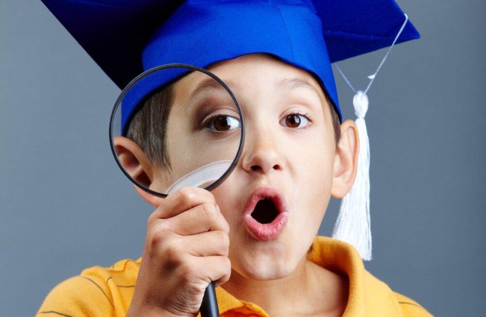 Kuidas laps targemaks muuta: 10 teaduslikult tõestatud sammu